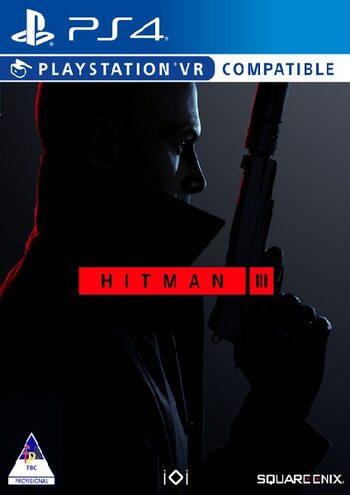 HITMAN 3 -  VR Access (DLC) (PS4) PSN Key EUROPE