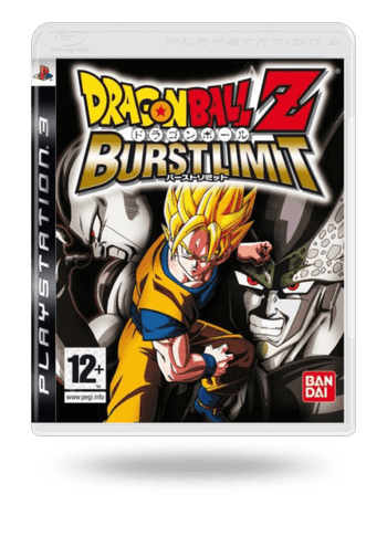 Dragon Ball Z: Burst Limit PlayStation 3