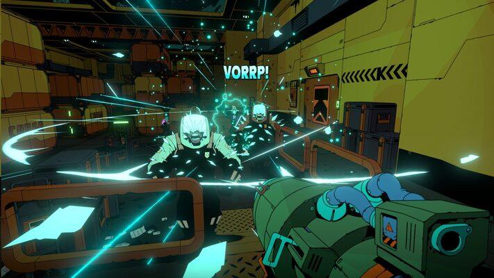 Void Bastards Steam Key GLOBAL фото