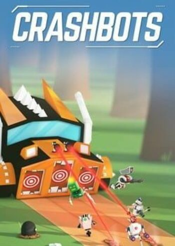 Crashbots Steam Key GLOBAL