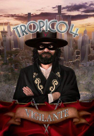 Tropico 4: Vigilante (DLC) Steam Key EUROPE