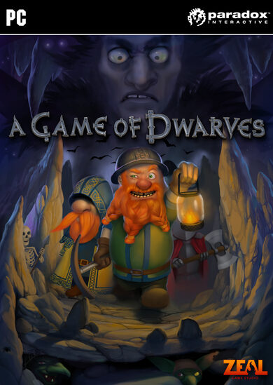 A Game of Dwarves  Steam Key GLOBAL