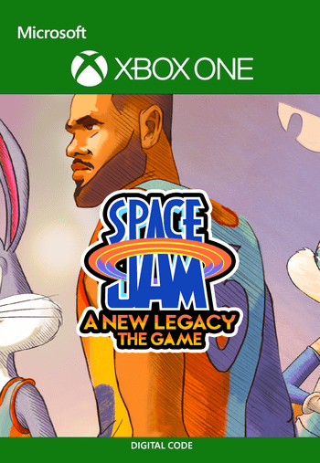 Space Jam: A New Legacy The Game XBOX LIVE Key GLOBAL