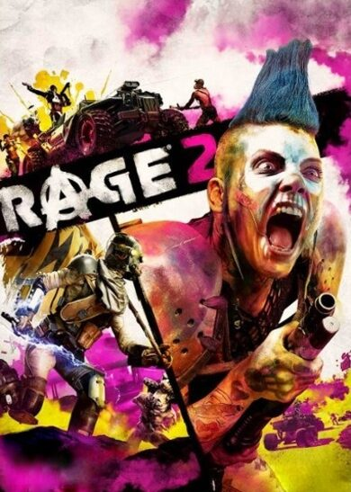 Rage 2 Bethesda.net Key EUROPA