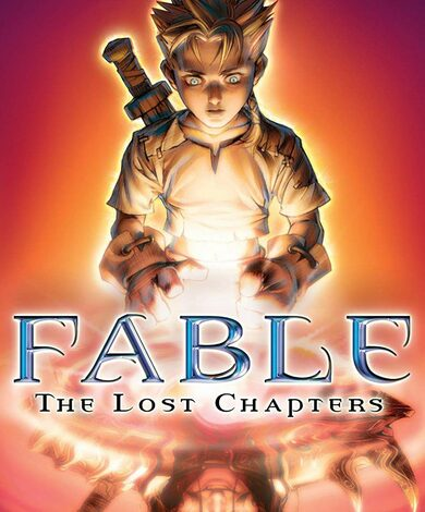Fable: The Lost Chapters Steam Key GLOBAL фото