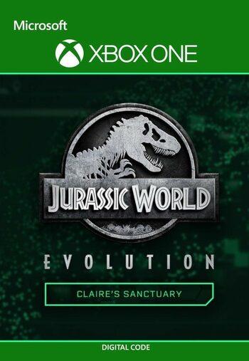 Jurassic World Evolution - Claire's Sanctuary (DLC) XBOX LIVE Key EUROPE