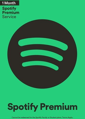 Spotify Premium 1 Month Key SPAIN