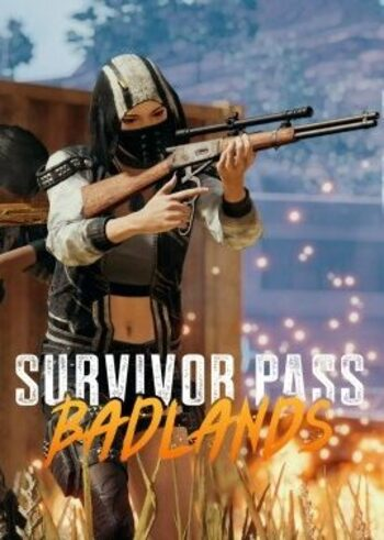 PUBG - Survivor Pass 5: Badlands (DLC) Steam Key GLOBAL