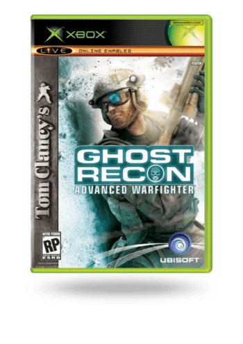 Tom Clancy's Ghost Recon: Advanced Warfighter Xbox