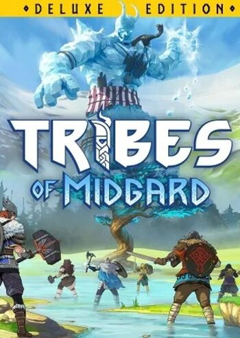 Tribes of Midgard - Deluxe Edition Steam Key GLOBAL
