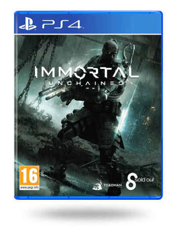 Immortal: Unchained PlayStation 4