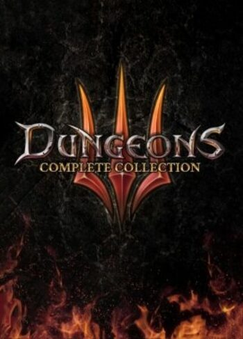 Dungeons 3 - Complete Collection clé Steam EUROPE