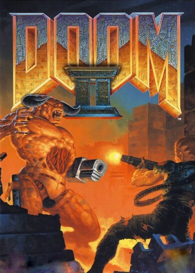 DOOM II Steam Key EUROPE