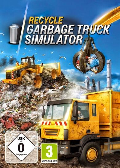 Recycle - Garbage Truck Simulator Steam Key GLOBAL
