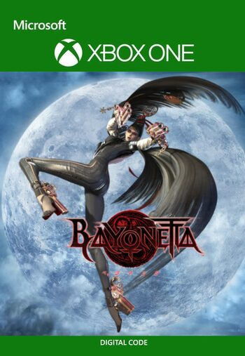 Bayonetta XBOX LIVE Key UNITED STATES