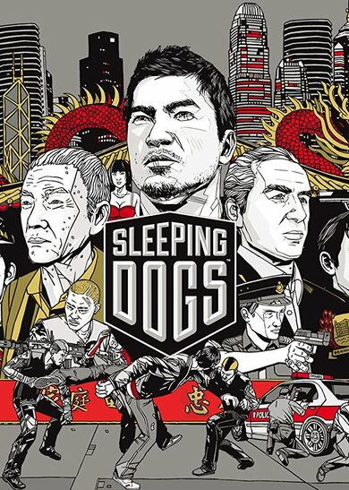Sleeping Dogs Steam Key GLOBAL