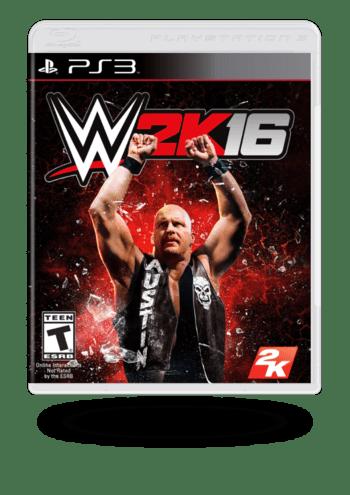 WWE 2K16 PlayStation 3