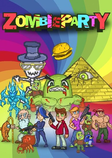 Zombie Party Steam Key GLOBAL фото