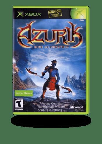 Azurik: Rise of Perathia Xbox