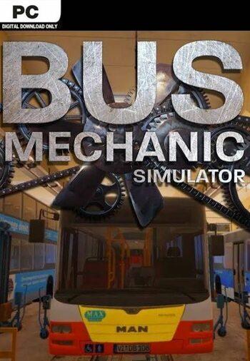 Bus Mechanic Simulator Steam Key GLOBAL