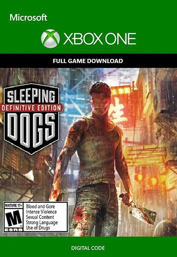 Sleeping Dogs (Definitive Edition) XBOX LIVE Key UNITED STATES