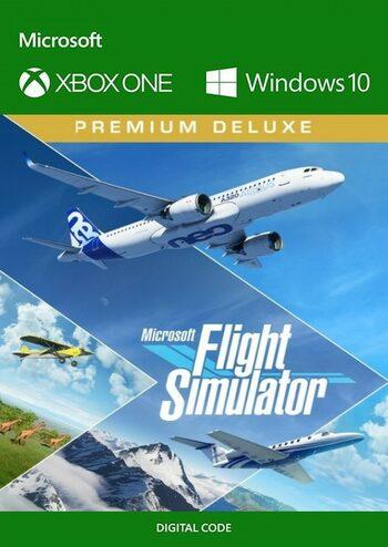 Microsoft Flight Simulator: Premium Deluxe Edition (Xbox One) Xbox Live Key UNITED KINGDOM