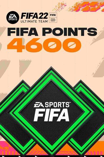 FIFA 22 - 4600 FUT Points (PC) Origin Key GLOBAL