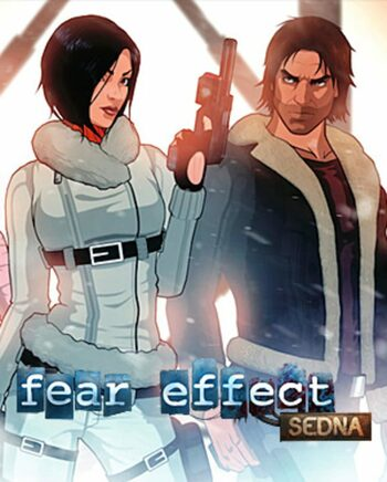 Fear Effect Sedna Steam Key GLOBAL