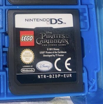 LEGO Pirates of the Caribbean: The Video Game Nintendo DS