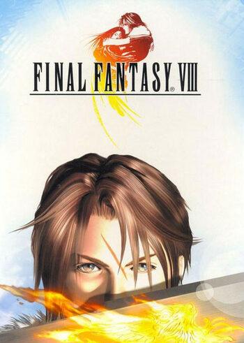 Final Fantasy VIII Steam Key GLOBAL