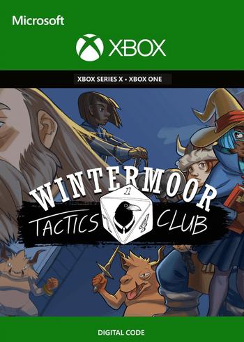 Wintermoor Tactics Club XBOX LIVE Key GLOBAL