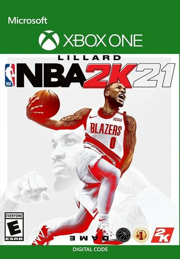 NBA 2K21 (Xbox One)  Xbox Live Key EUROPE
