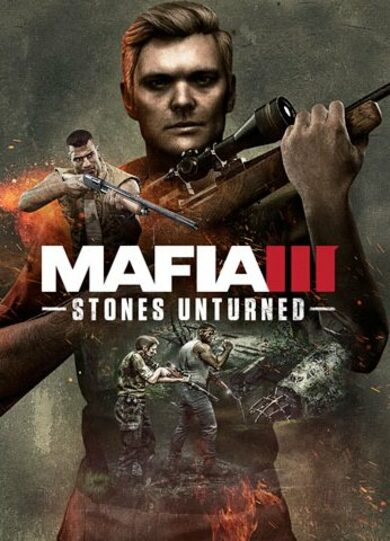 Mafia III - Stones Unturned (DLC) Steam Key EUROPE
