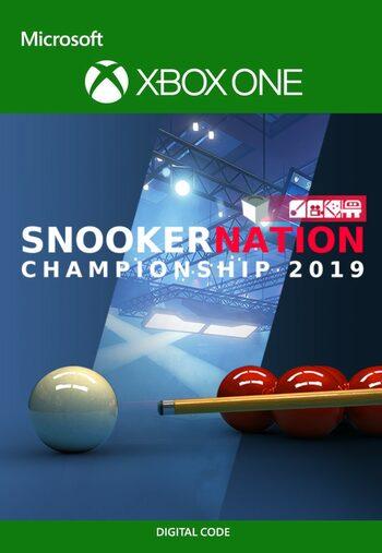 Snooker Nation Championship (Xbox One) Xbox Live Key UNITED STATES
