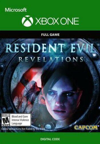 Resident Evil: Revelations XBOX LIVE Key UNITED STATES