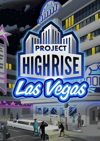 Project Highrise - Las Vegas (DLC) Steam Key GLOBAL