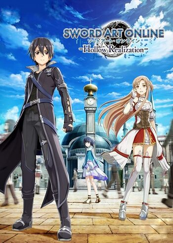 Sword Art Online: Hollow Realization (Deluxe Edition) Steam Key GLOBAL
