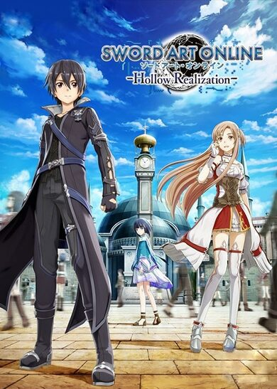 Sword Art Online: Hollow Realization (Deluxe Edition) Steam Key EUROPE фото