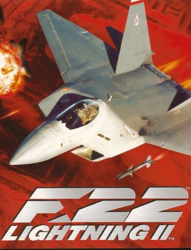 F-22 Lightning 3 Steam Key GLOBAL