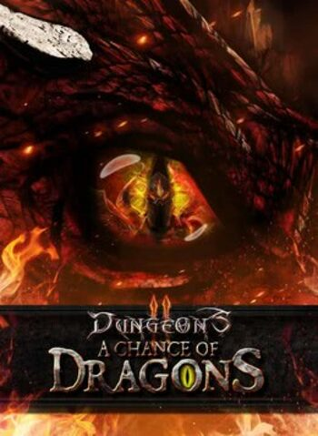 Dungeons 2 - A Chance of Dragons (DLC) Steam Key GLOBAL