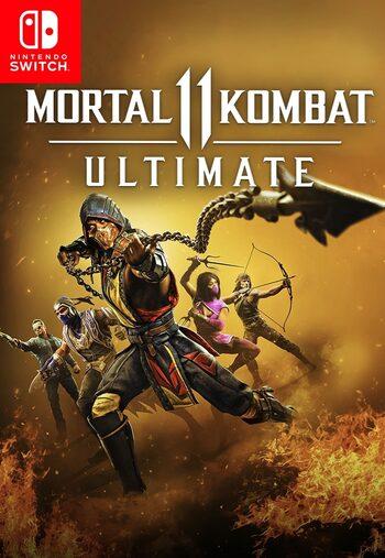 Mortal Kombat 11 Ultimate (Nintendo Switch) eShop Key EUROPE