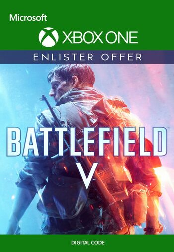 Battlefield V - Enlister Offer Preorder Bonus (DLC) (Xbox One) Xbox Live Key GLOBAL