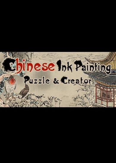 Chinese Ink Painting Puzzle & Creator Steam Key GLOBAL