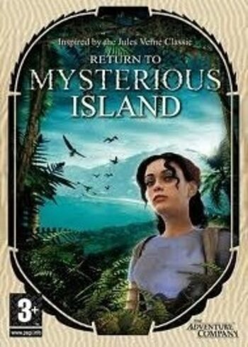 Return to Mysterious Island 1 & 2 Bundle Steam Key GLOBAL