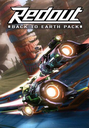 Redout - Back to Earth Pack (DLC) Steam Key GLOBAL