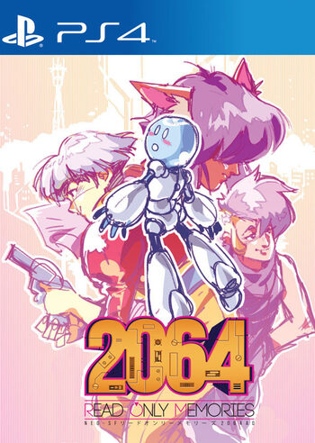 2064: Read Only Memories (PS4) PSN Key UNITED STATES