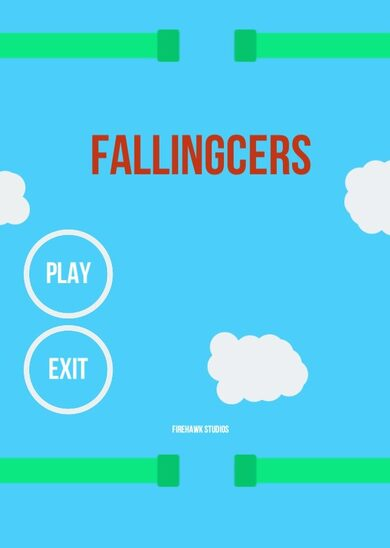 Fallingcers Steam Key GLOBAL