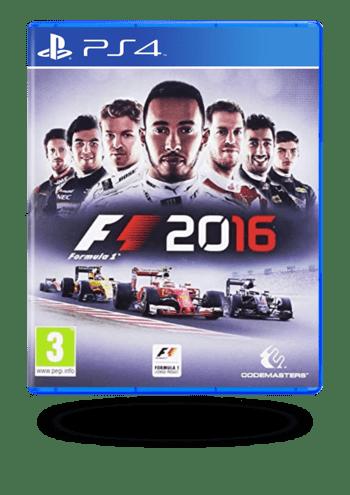 F1 2016 PlayStation 4