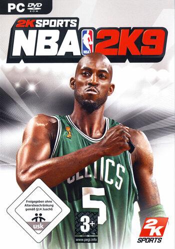NBA 2k9 Steam Key GLOBAL