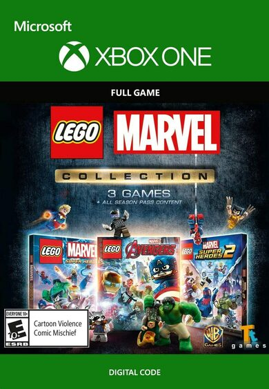 LEGO Marvel Collection (Xbox One) Xbox Live Key UNITED STATES